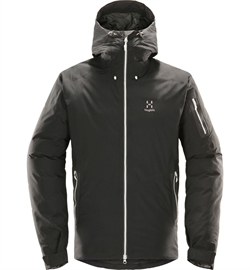 Haglöfs Niva Proof Down Jacket Men - True Black