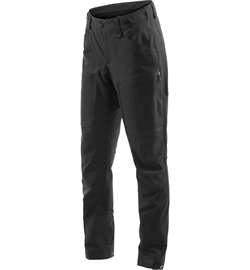 Haglöfs Rugged Mountain Pant Women [True Black] Regular