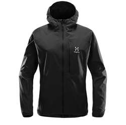 Haglöfs L.I.M Proof Jacket Women - True Black