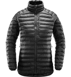 Haglöfs Essens Mimic Jacket Women - Slate