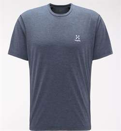 Haglöfs Ridge Tee Men - Dense Blue