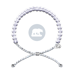 4ocean armbånd Limited Edition Polar Bear Bracelet