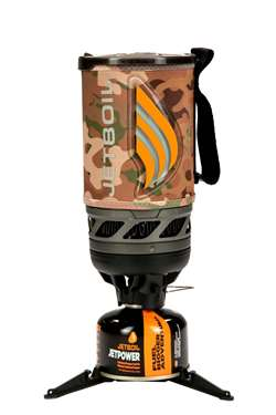 Jetboil FLASH 2.0 - Camouflage