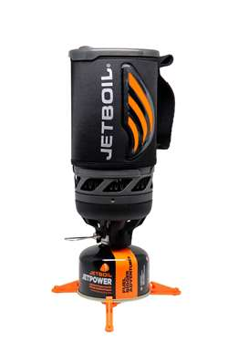 Jetboil FLASH 2.0 - Carbon