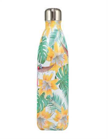 Chilly\'s Bottles Tropical Flowers 750 ml