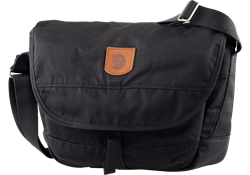 Fjällräven Greenland Shoulder Bag Small [9L] Black