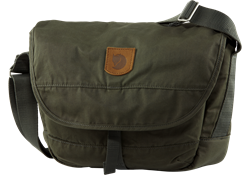 Fjällräven Greenland Shoulder Bag Small [9L] Deep Forest