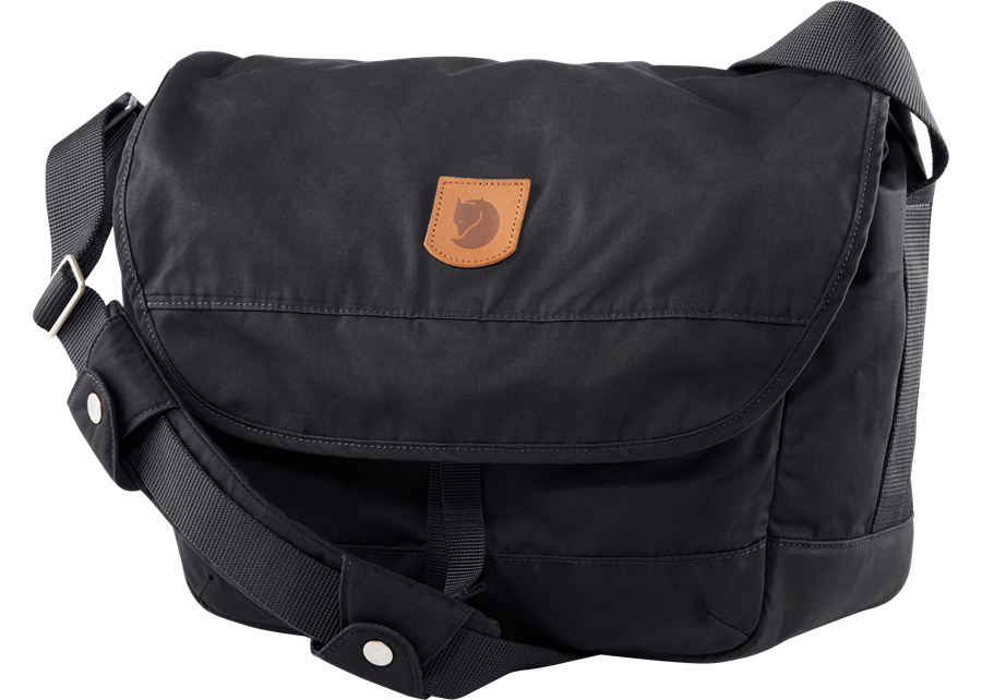 Fjällräven Greenland Shoulder Bag [12L] Black