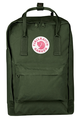 "Fjällräven Kånken Laptop 15"" [Forest Green]"