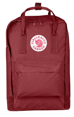 "Fjällräven Kånken Laptop 15"" [Ox Red]"