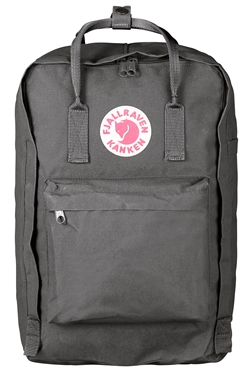 "Fjällräven Kånken Laptop 17"" [Super Grey]"