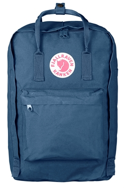 "Fjällräven Kånken Laptop 17"" [Blue Ridge]"