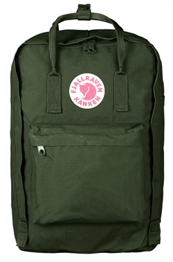 "Fjällräven Kånken Laptop 17"" [Forest Green]"