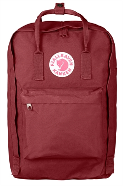"Fjällräven Kånken Laptop 17"" [Ox Red]"