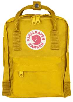 Fjällräven Kånken Mini [Warm Yellow]