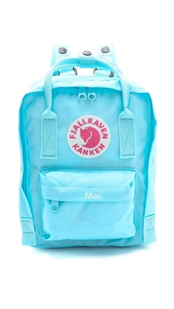 Fjällräven Kånken Mini [Light Blue]