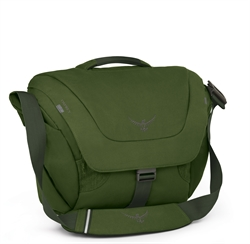 Osprey: Men's Flap Jack Courier [Peat Green]