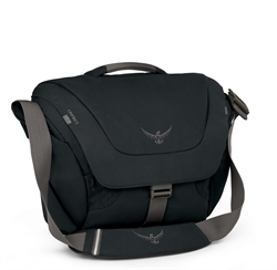 Osprey: Men's Flap Jack Courier [Black]