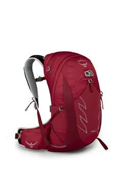 Osprey Talon 22 - Cosmic Red - Men's - Dagtursrygsæk