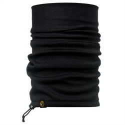 Buff Neckwarmer  Gore Windstopper - Solid New Black