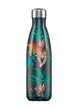 Chilly's Bottles Tropical Leopard 500 ml