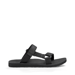 Teva Universal Slide Leather Men's - Black
