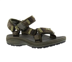 Teva: Kids Hurricane 2 [Peaks Brown/Olive]