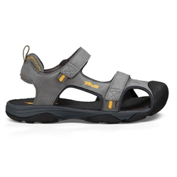 Teva: Kids Toachi 4 [Dark Grey/Orange]