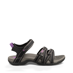 Teva Tirra W - Black/Grey - Damesandal