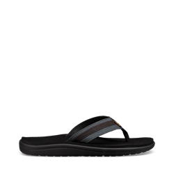 Teva Voya Canvas Flip Men's - Dark Shadow