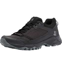Haglöfs Trail Fuse Women - Slate/True Black - Sko