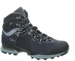 Hanwag Tatra Light Wide Lady GTX - Navy/Asphalt - Vandrestøvle
