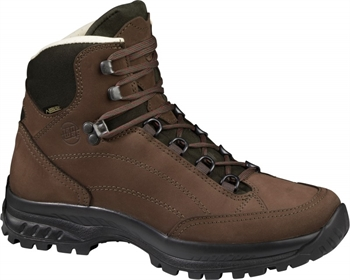 Hanwag Canyon Wide Lady GTX - Brown - Vandrestøvle