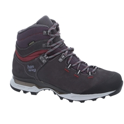 Hanwag Tatra Light Lady GTX - Asphalt/Dark Garnet - Vandrestøvle