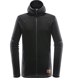 Haglöfs: Micron Wool Hood Men [True Black]