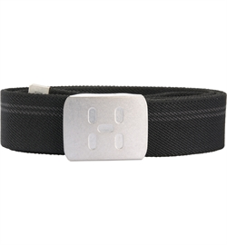 Haglöfs: Strech Webbing Belt [True Black]
