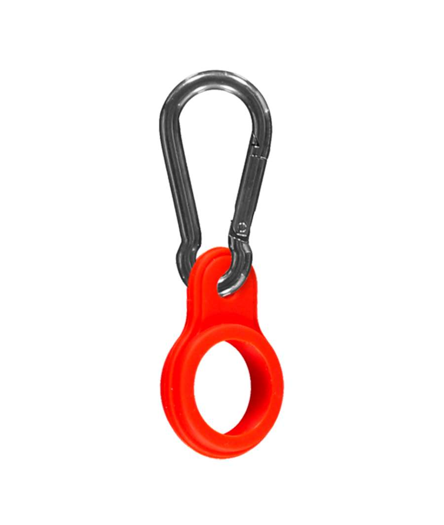 Chilly\'s Bottles Carabiner  - Neon Red
