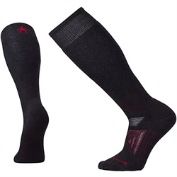 Smartwool: PhD Outdoor Heavy OTC Socks [Black]
