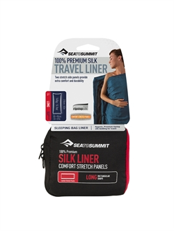 Sea to Summit Silk Stretch Liner [Long]