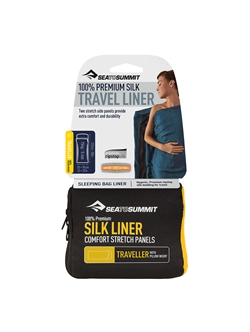 Sea to Summit Silk Stretch Liner [Traveller]