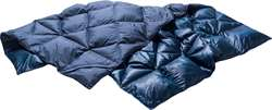 Yeti Kiby Packable Down Travel Blanket - Arctic Night - Duntæppe