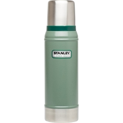 Stanley Classic Vacuum Insulated Bottle 0.47L - Green