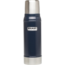 Stanley Classic Vacuum Insulated Bottle 0.75L - Navy