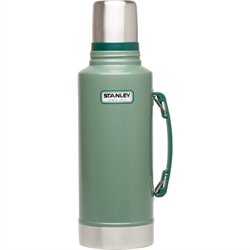 Stanley Classic Vacuum Insulated Bottle 1.9 L - Green