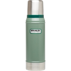 Stanley Classic Vacuum Insulated Bottle 0.75L - Green