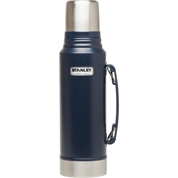 Stanley Classic Vacuum Insulated Bottle 1.0L - Navy