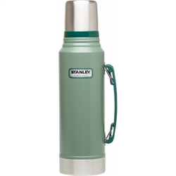 Stanley Classic Vacuum Insulated Bottle 1.0L - Green