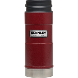Stanley Classic One Hand Vacuum Mug 0.35L - Red