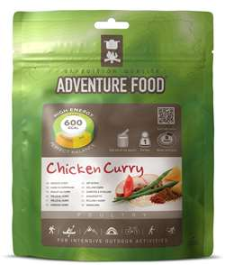 Adventure Food Chicken Curry [145g]