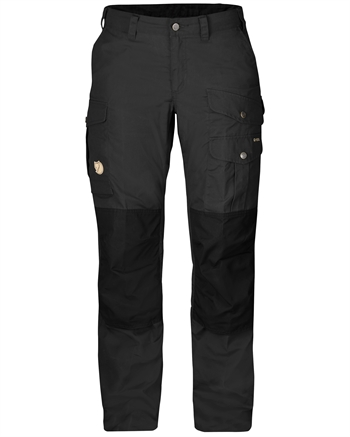 Fjällräven Barents Pro Trousers Women [Dark Grey/Black]